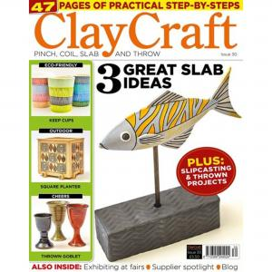 Claycraft Magazine Issue 30, stockcode:9M9296-35