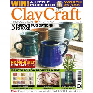 Claycraft Magazine Issue 41,stockcode:9M9296-46
