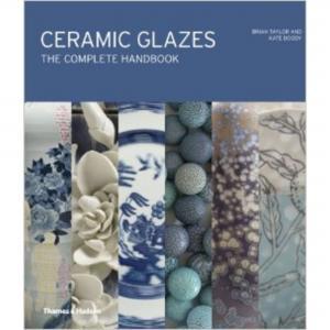 Ceramic Glazes - The Complete Handbook | Taylor & Doody, stockcode:9C9260-16