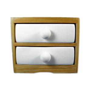 2 Drawer Holder  2 per case, stockcode:BW-BU0792
