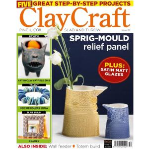 Claycraft Magazine Issue 32, stockcode:9M9296-37