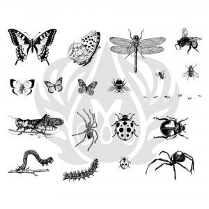 Bugs Silk Screen, stockcode:DSS-0113