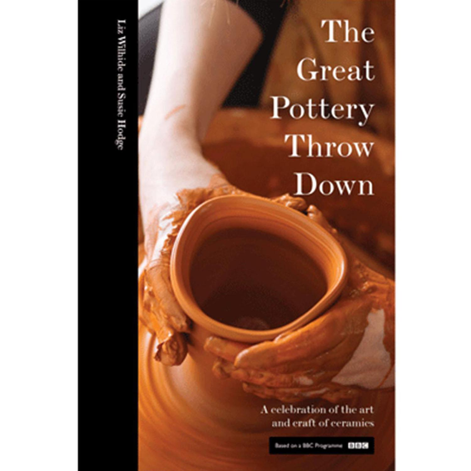 great pottery throw down book potclays studio. Black Bedroom Furniture Sets. Home Design Ideas