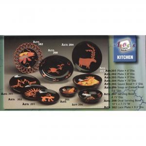 Plate, stockcode:MOAR0202