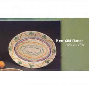 Oval Platter 15 x 11