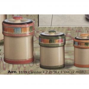 Canister 7.25