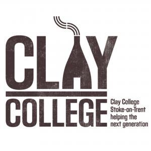 Hand-thrown Clay College Mug,stockcode:MUGCC