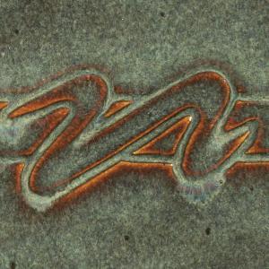 Cone 5/6 Brush On Glaze: PC-33  PT  IRON LUSTRE           , stockcode:PC-33/P