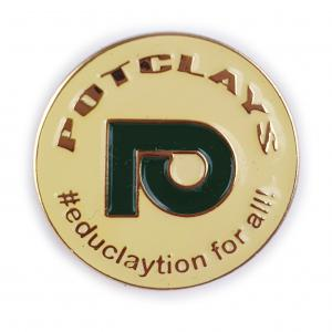 Educlaytion Pin Badge,stockcode:PINBADGE1