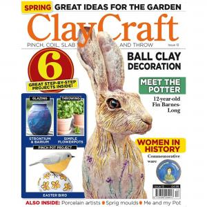 ClayCraft Magazine Issue 13, stockcode:9M9296-18
