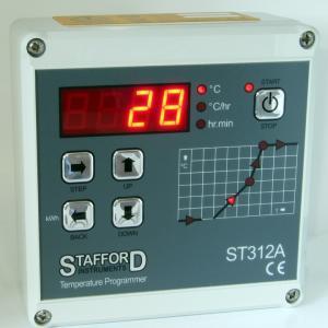 Stafford ST312A kiln temperature controller, stockcode:814-6070