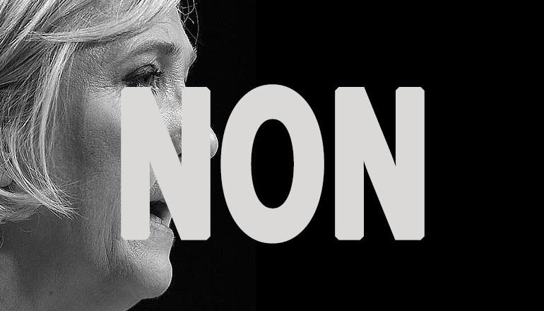 7 mai : nous votons CONTRE le FN