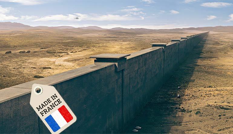 Mur de Trump : La France ne sera pas complice !