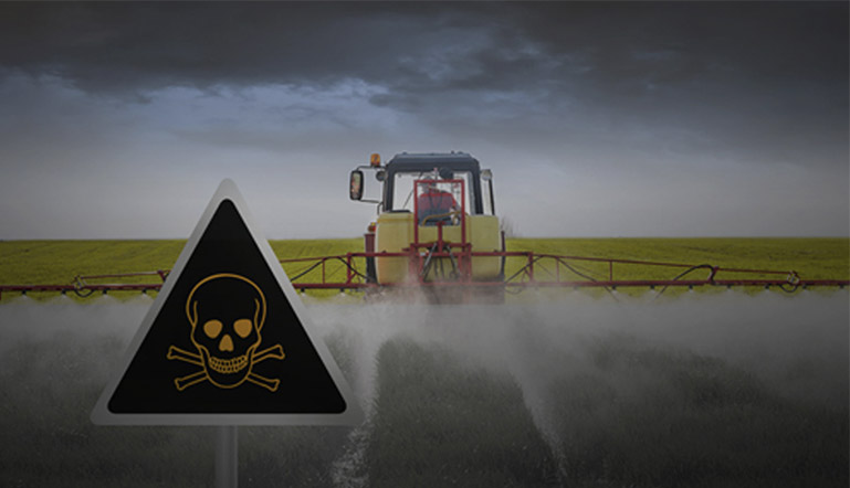 Pour une interdiction ferme et rapide du Glyphosate