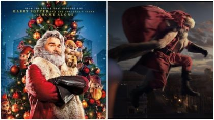 Christmas Chronicles Mrs Claus.New Netflix Christmas Film On The Way From Home Alone