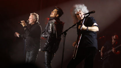 Queen Have Announced A Massive Open-Air Gig In Marlay Park