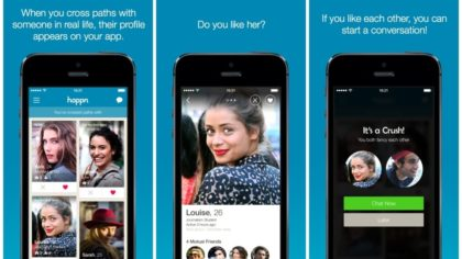 9 Things You Need To Know About Happn – The App That's About