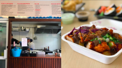 The First Bite From This Dublin Takeaway Counter Will Make