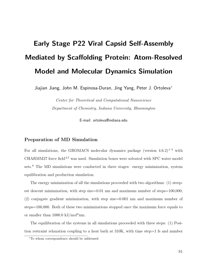Early Stage P22 Viral Capsid Self-Assembly Mediated by Scaffolding