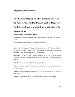Effects of EDTA and Sodium Citrate on hormone measurements by fluorometric   FIA  and immunofluorometric  IFMA  methods   BMC Clinical Pathology   Full  Text