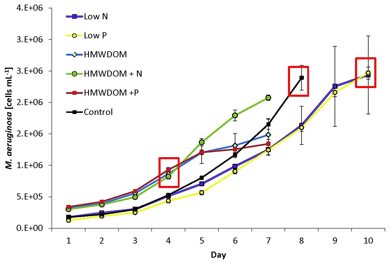 Global transcriptional responses of the toxic cyanobacterium figure s1 ccuart Choice Image