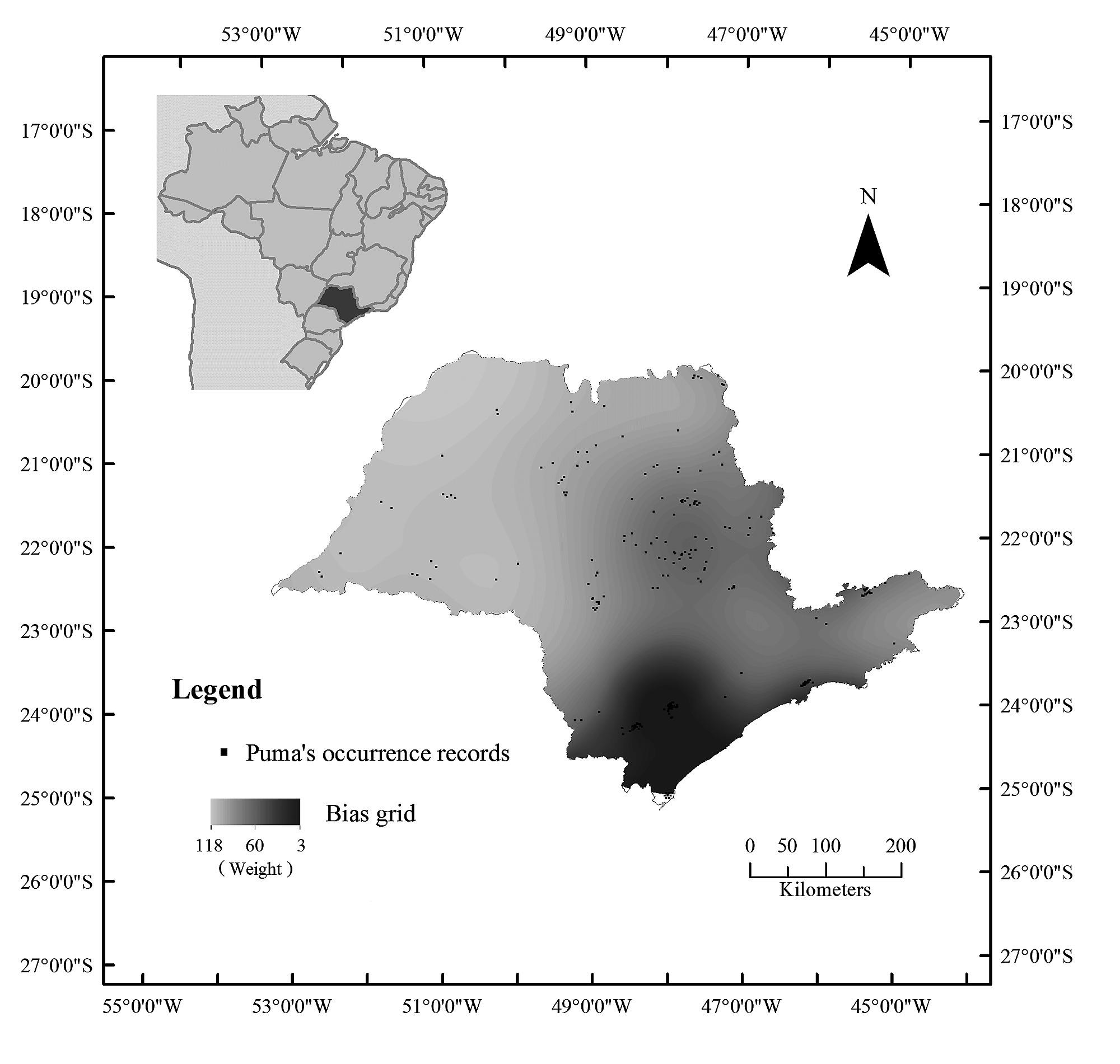 Using Species Distribution Models to Predict Potential Landscape ...