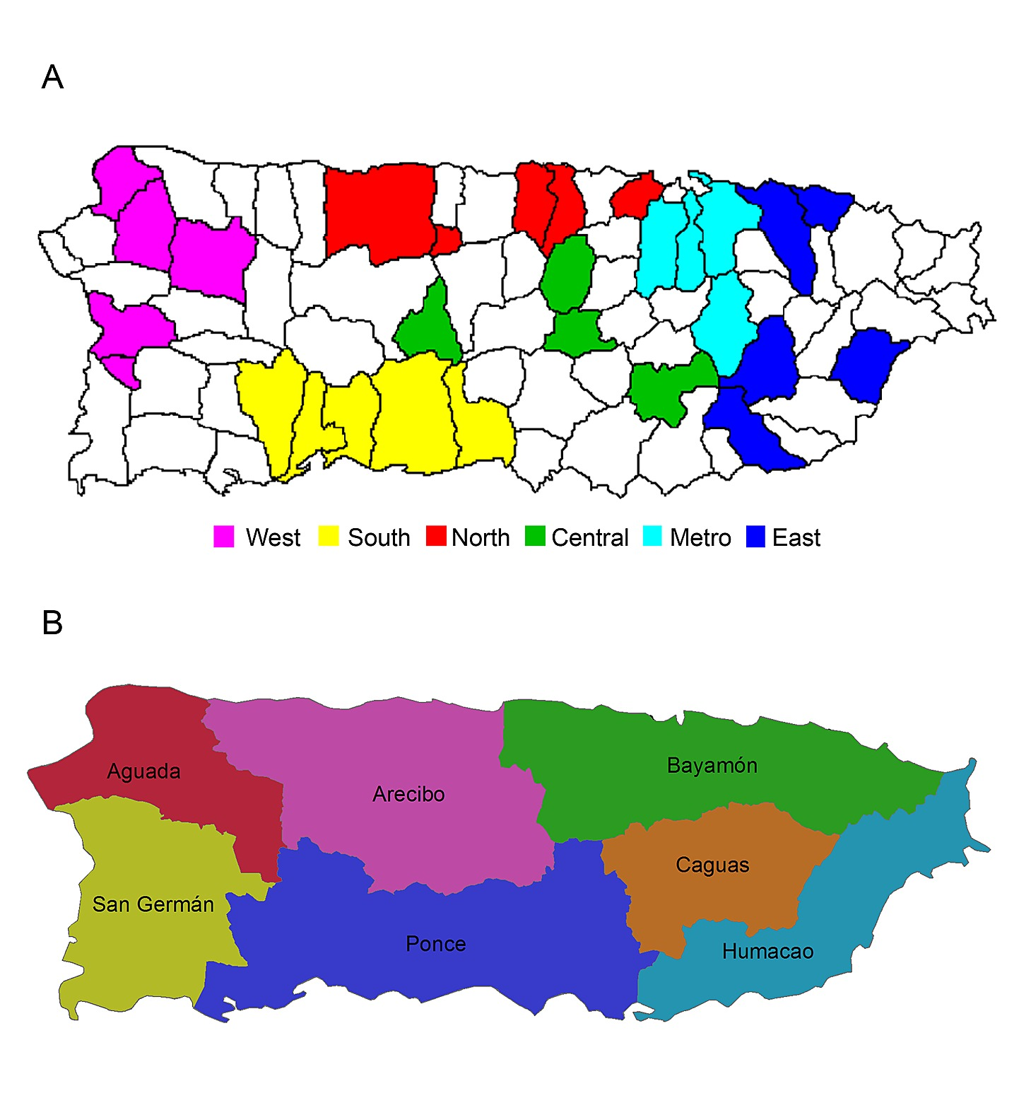 History Shaped the Geographic Distribution of Genomic Admixture on ...