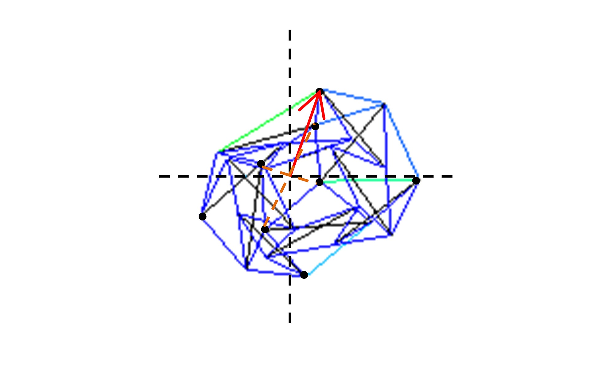 Complexity Of The Tensegrity Structure For Dynamic Energy And Force In Any Case Free Body Diagram 2d Analysis Is Shown Figure S1