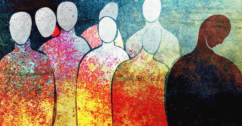 Cómo la fobia social deteriora nuestras relaciones