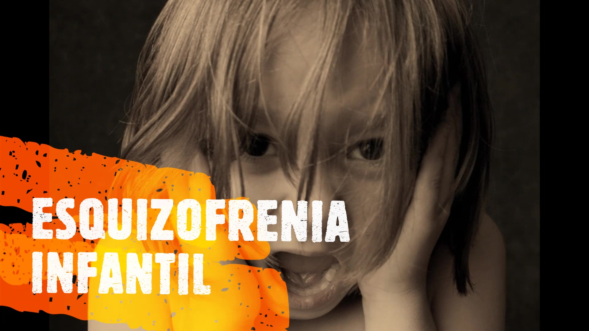 Esquizofrenia infantil. ¿Qué se sabe realmente?