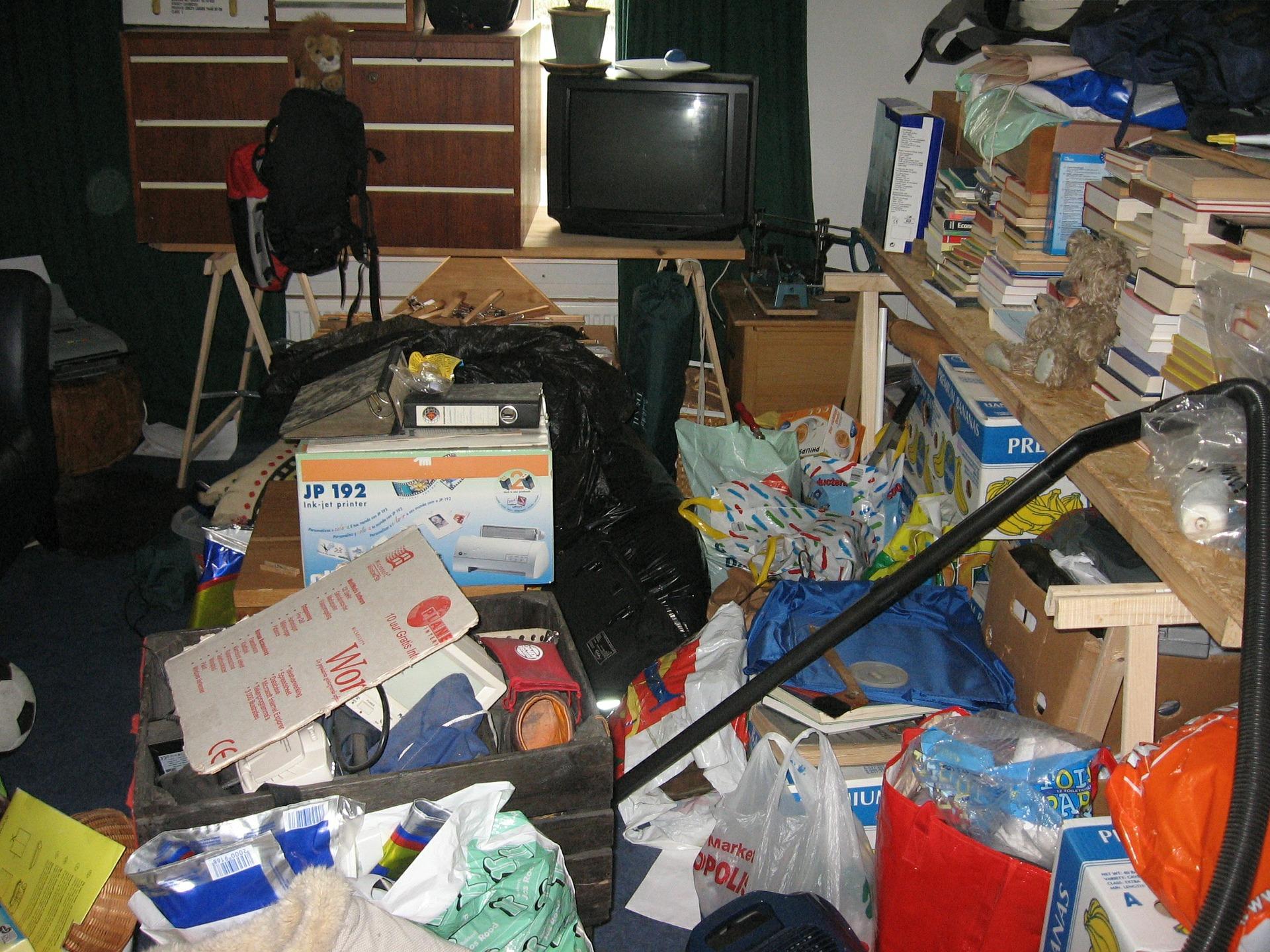 Trastorno Obsesión Compulsivo: Trastorno de acumulación