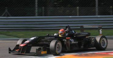 Patrinicola 5° a Monza