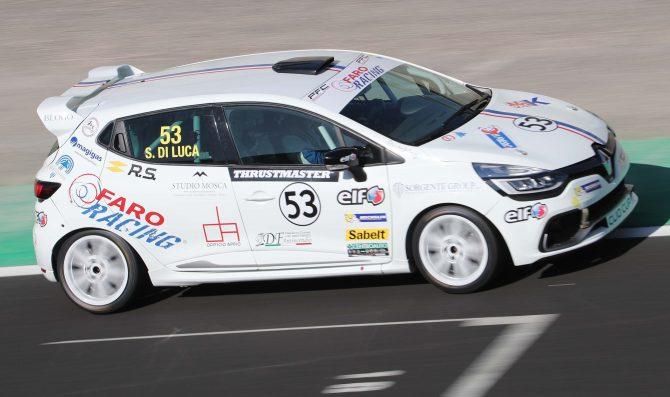 In 24 a Monza nella Clio Cup Italia