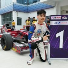 Hitech GP signs Charles Leong