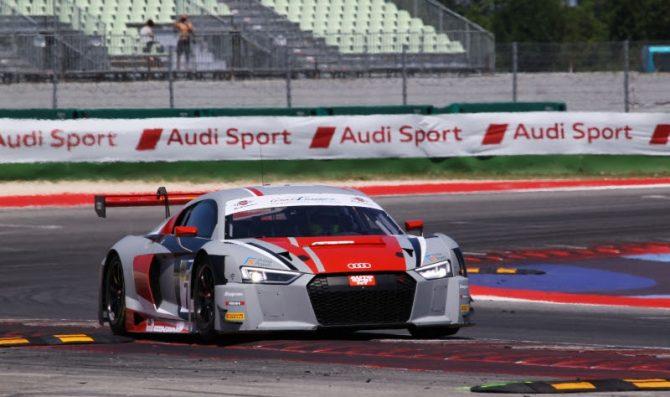 Con Audi rientra Fassler