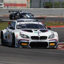 Jesse Krohn con la BMW