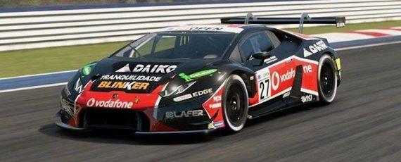 Le Huracan di Lazarus in GT Sport