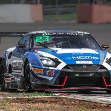 La Nissan vince al Fuji