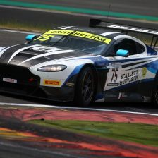 Haigh, Adam set the pole at Spa