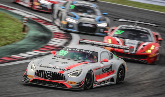 Al Fuji è doppietta Mercedes