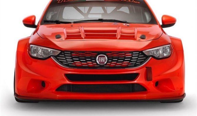 Ecco la Fiat Tipo TCR