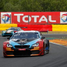 BMW takes provisional pole
