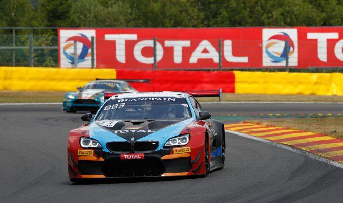 BMW takes provisional pole