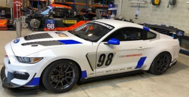 Lieb to make ADAC GT debut