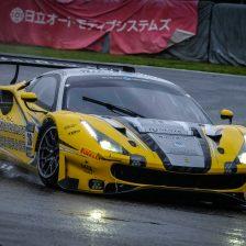 Ferrari in pole a Suzuka