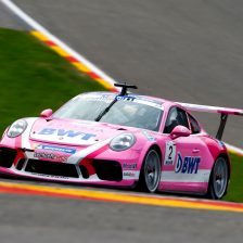 Preining fastest in Spa