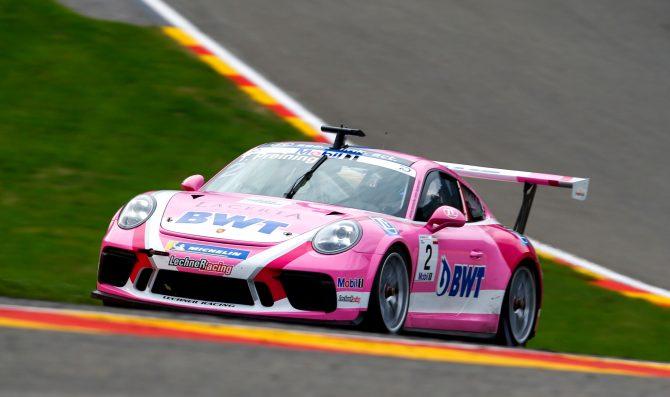 Preining fastest in Spa