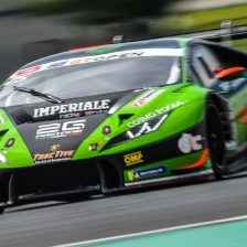 Agostini pronto per Silverstone