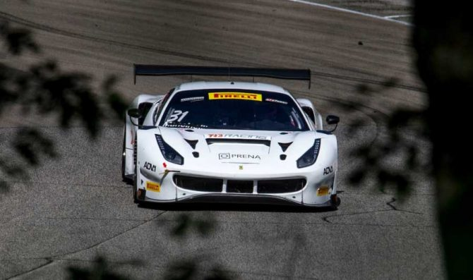Mancinelli a Watkins Glen questo weekend