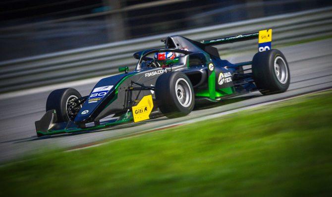 Absolute Racing set for Ningbo